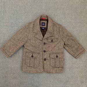 Baby Tweed Jacket